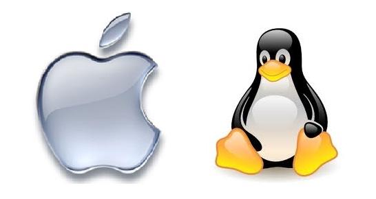 El avance de los pingüinos y las manzanas