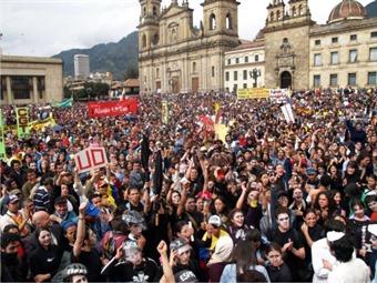 Cordobeses contra las protestas gremiales