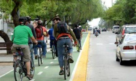 106 mil cordobeses en bicicleta