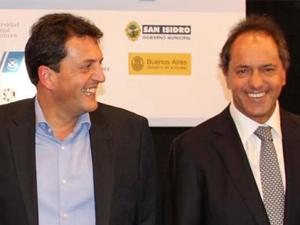 Scioli y Massa encabezan las preferencias para 2015