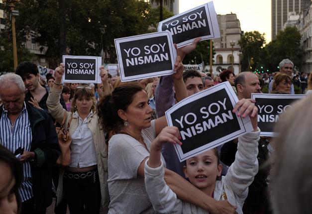 80% de los argentinos aprueba el 18F