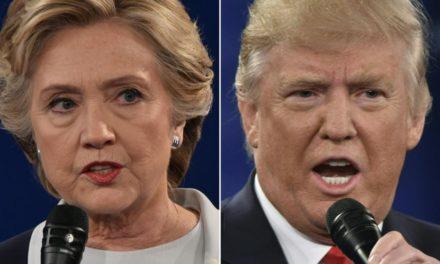 Encuesta | Trump acecha a Hillary en el tramo decisivo