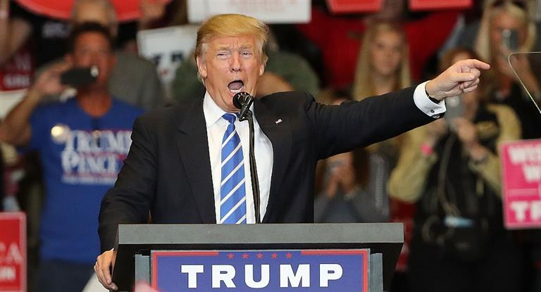 Encuesta | Trump se acerca a Hillary