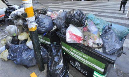 Otra señal de la crisis: cayó cantidad de residuos recolectados en 2016