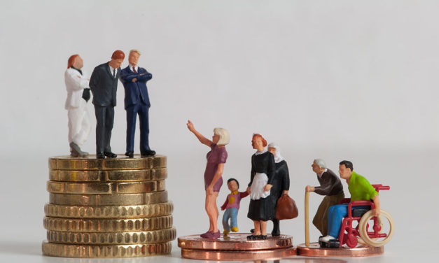 Las desigualdades en el ingreso que persisten