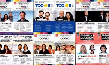 Internas en distritos clave: qué dicen las últimas encuestas en CABA